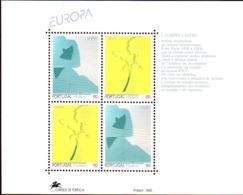 Madère Bloc N** Yv:13 Mi:13 Europa Art Contemporain Lourdes Castro - Madeira