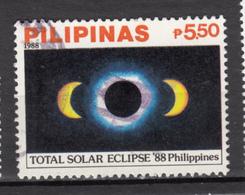 Philippines, Pilipinas, Astronomie, Astronomy, Eclipse, Soleil, Sun, Lune, Moon - Astronomie