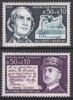 FRANCE 1971 -  SERIE Y.T. N° 1689 ET 1690 - 2 TP NEUFS** - Neufs