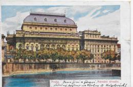 AK 0071  Praha - Národni Divadlo / K. K. Österreich Um 1900 - Tschechische Republik