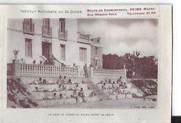 REIMS  INSTITUT NATYURISTE DU DOCTEUR DIDIER   LE BAIN DE LEZARD  ENFANTS RTE DE CORMONTREUIL - Reims