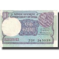 Billet, Inde, 1 Rupee, 1981, 1981, KM:78a, TTB+ - Inde