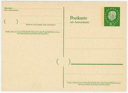 P 45 II Schmaler Zudruck - Michel 15 € - BRD