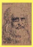 Carte En LIEGE Leonardo Da Vinci - Cartes Postales