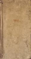 La Manna Dell' Anima, Overo Eserzicio Facile Infieme. Quarto Trimestre, Par Paolo Segneri. - Livres, BD, Revues