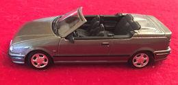 Voiture Miniature  Renault 19 Cabriolet Echelle : 1/43ème Solido - Solido