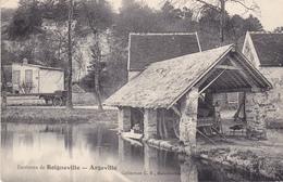 AVIT18- ARGEVILLE EN ESSONNE  AUX ENVIRONS DE BOIGNEVILLE   LE MOULIN  CPA CIRCULEE - France