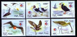 Vietnam Viet Nam MNH Perf Stamps 1994 : World Stamp Exhibiiton In Korea / Sea Bird (Ms690) - Birds