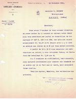 1921 S.A. DES CERAMIQUES CARRELAGES PARAY-LE-MONIAL - France