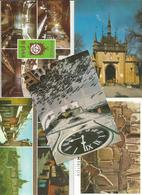 5 CARTOLINE PRAHA (47) - Cartoline