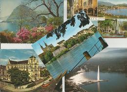 10 CARTOLINE SVIZZERA (49) - Cartoline