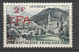 REUNION N° 310 NEUF** LUXE SANS CHARNIERE / MNH - La Isla De La Reunion (1852-1975)