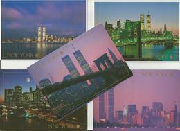 5 CARTOLINE USA NEW YORK (50) - Cartoline