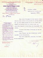 1921 S.A. DES CARRELAGES CERAMIQUES DE PARAY-LE-MONIAL SAONE-&-LOIRE COMPAGNIE GENERALE DE LA CERAMIQUE DU BATIMENT - France