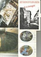 10  CARTOLINE  + FOLDER  BOLOGNA ARTE NASCOSTA IN VIA DI RENO (51) - Cartoline