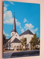 Kerk SLEIDINGE ( Van Renterghem ) Anno 19?? ( Zie Foto Voor Details ) ! - Evergem