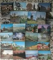 100  CARTOLINE  PAESAGGISTICHE E NON MONDO  (52) - Postcards