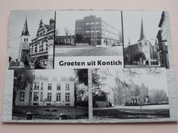 Groeten Uit KONTICH ( Huis TACKX-VERBEEK ) Anno 1996 ( Zie Foto Voor Details ) ! - Kontich