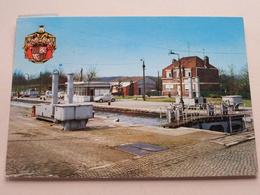 SLUIS Lanaken ( Spanjersberg ) Anno 1996 ( Zie Foto Voor Details ) ! - Lanaken