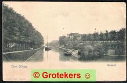 DEN HAAG Kanaal Ca 1900  VIVAT Kaart No 456 - Den Haag ('s-Gravenhage)