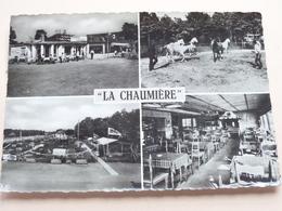 LA CHAUMIèRE Café Restaurant ( Thill ) Anno 1971 ( Zie Foto Voor Details ) ! - Marche-en-Famenne