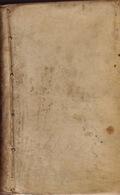 Epigrammata. Cum Notis FARNABII Et Variorum, Geminoque Indice Tum Rerum Tum Auctorum, De Martial (VALERII MARTIALIS). - Livres Anciens