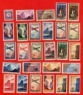 Lot De 27 Timbres REUNION Neufs - Reunion Island (1852-1975)