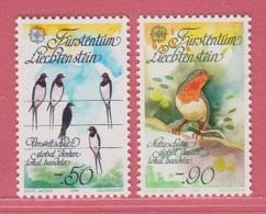 1986 ** (sans Charn., MNH, Postfrish)  Mi  893/4 Yv  834/5  ZUM  833/4 - Unused Stamps