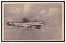 Dt-Reich (004004) Propagandakarte Junkers- Ju 90, Ungebraucht - Bohemia & Moravia