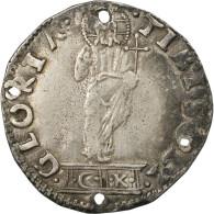 Monnaie, États Italiens, Agostino Barbarigo, Lira, Venezia, TB+, Argent - Venice