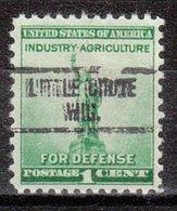 USA Precancel Vorausentwertung Preo, Locals Wisconsin, Little Chute 734 - Vereinigte Staaten