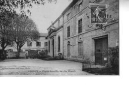 VERDUN Hôîtal Saint Nicolas La Chapelle - Verdun