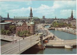 Copenhagen: Vue De Copenhague - View Over Copenhagen - (DK.) - Denemarken