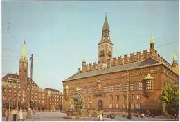 Copenhagen: Radhusplads - Town Hall Square   - (DK.) - Denemarken