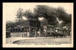 91 - BRUNOY - MAISON ARNOUX - PLACE DE L'ARRIVEE - Brunoy