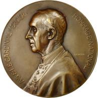 Belgique, Médaille, Grande Guerre, Cardinal Mercier, Patriotisme, 1914 - Belgique