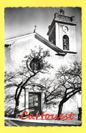 CPSM 06 La Gaude - L'Eglise ( Edit. Peu Courante ) - Other Municipalities