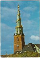 Copenhagen: Our Savior's Church / Die Erlöserkirche   - (DK.) - 'Fly SAS' - Denemarken