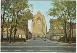 Copenhagen: Grundtvigs Memorial Church - (DK.) - Denemarken