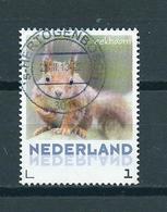 Netherlands Eekhoorn,animals,tiere Used/gebruikt/oblitere - Periode 2013-... (Willem-Alexander)