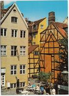 Copenhagen: Pistolstraede - 'Alsace' Restaurant Terrace - (DK.) - Denemarken