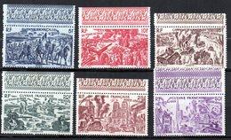 Col10    Guyane PA N° 29 à 34   Neuf X MH Cote : 11,60 Euro Cote 2015 - Unused Stamps