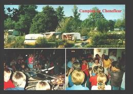 Tintigny - Camping De Chênefleur - Carte Multivues - Animée - Tintigny
