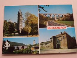 BUTGENBACH ( Lander ) Anno 19?? ( Zie/voir Photo ) ! - Bütgenbach