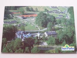 SUN-PARKS : DE HAAN - OOSTDUINKERKE - VIELSALM ( Backx ) Anno 1991 ( Zie/voir Photo ) ! - De Haan