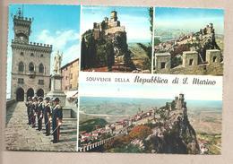San Marino - Cartolina FDC Viaggiata Per L'Italia Con 2 Serie Complete: F.bolli Romagne + Universiade - 1959 * G - San Marino