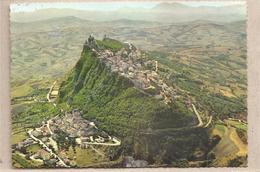 San Marino - Cartolina Viaggiata Per L'Italia Con Serie Completa: 12° Fiera Del Francobollo - 1960 * G - San Marino