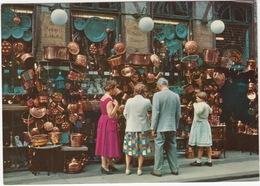 Copenhagen - Der Ses Pa Antikviteter - The Hunt For Antiques ; Copperware  - (DK.) - Denemarken