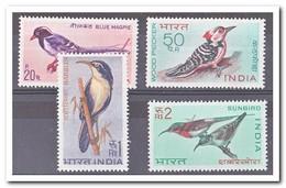 India 1968, Postfris MNH, Birds - India