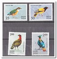 India 1975, Postfris MNH, Birds - India